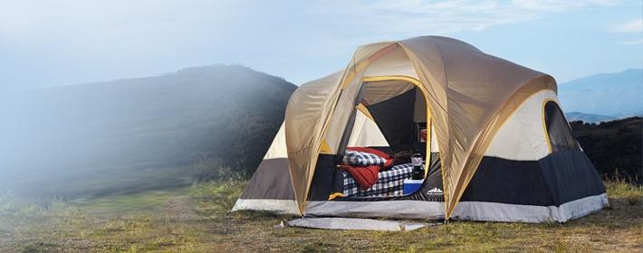 Як вибрати палатку