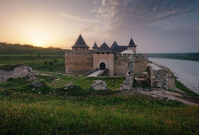 Пам'ятки Хотинської фортеці