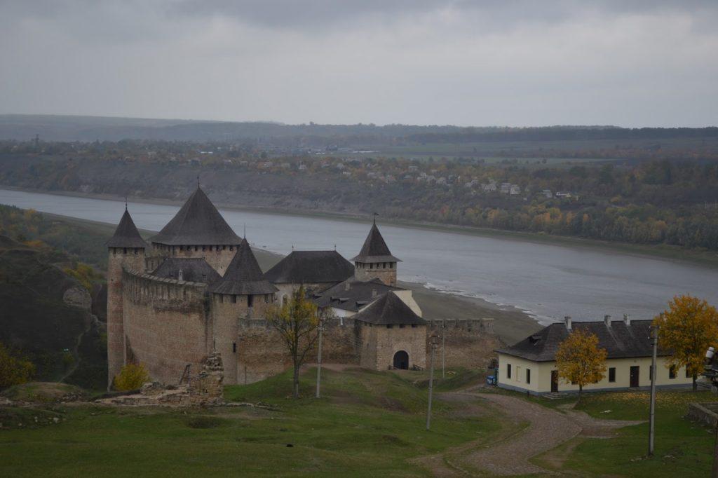 Становлення фортеці Хотин