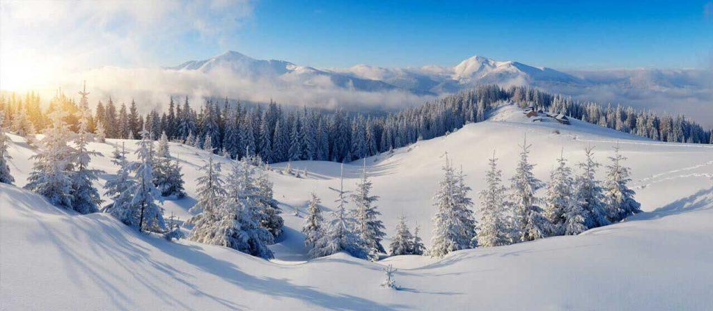 Відпочинок в Карпатах взимку