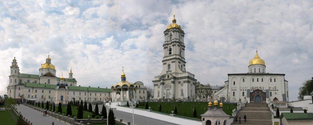 почаївський монастир проживання