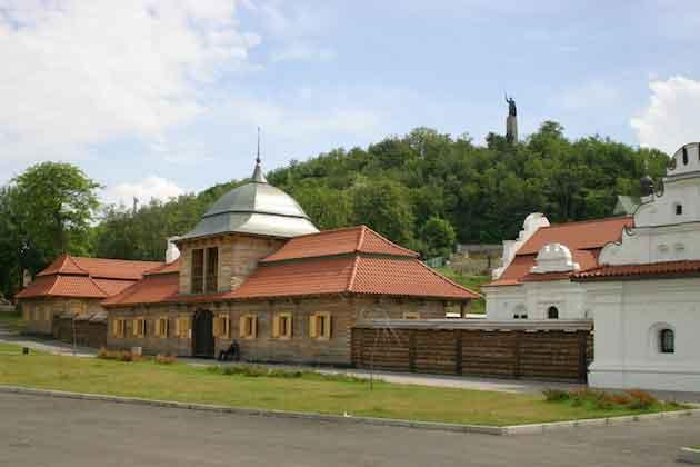 Замкова гора в Чигирині