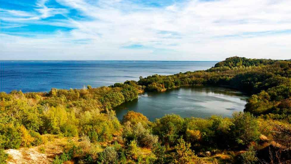Озеро Бучак, Бучак