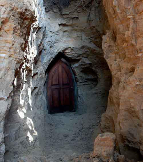 Підземний монастир