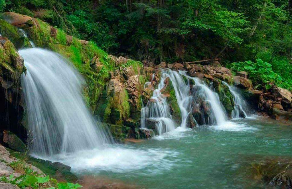 Кам'янецький водоспад